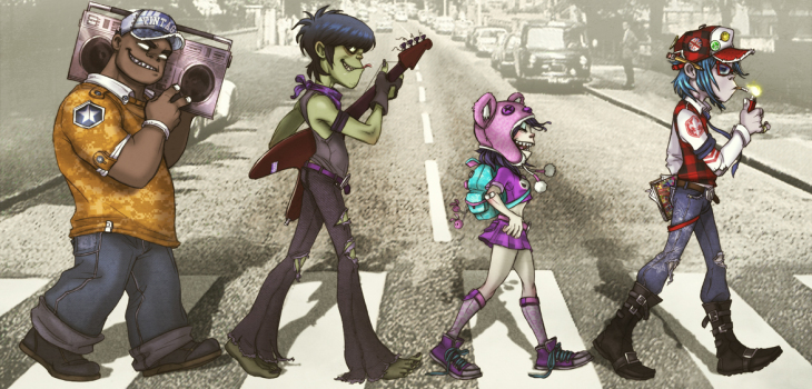A Gorillaz TV Show Is In The Works Right Now