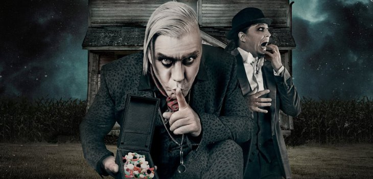 Lindemann To Release Cd Skills In Pills