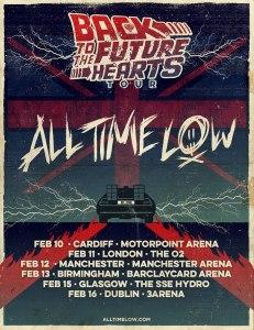 BackToTheFutureHearts Tour