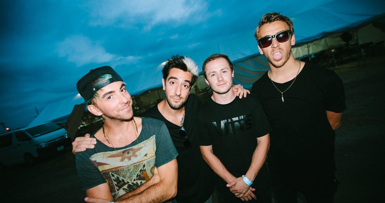 All Time Low 'Everything is fine'