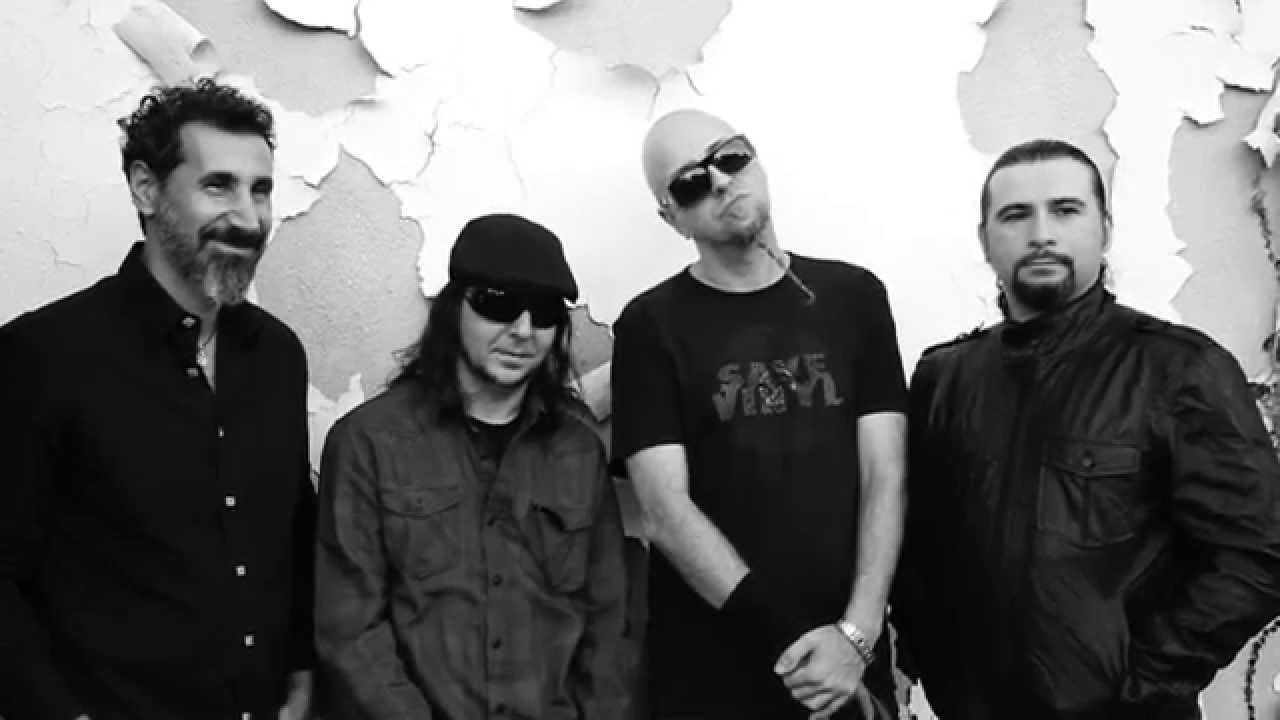 System of a Down band