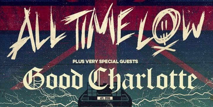 All Time Low Good Charlotte Tour Dates