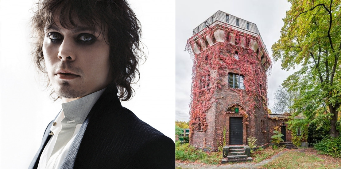 HIM Ville Valo house tower for sale