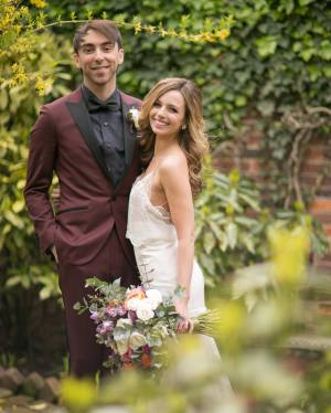 Alexander gaskarth wedding