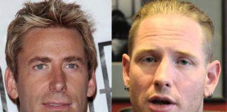Chad Kroeger vs Corey Taylor