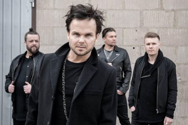 The Rasmus band