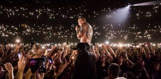 Chester Bennington LP one more light