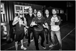 Foo Fighters Rock am Ring 2018