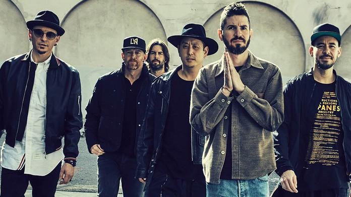 Linkin Park promo 2017