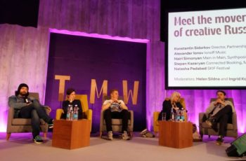 Tallinn Music Week TMW 2018 conference