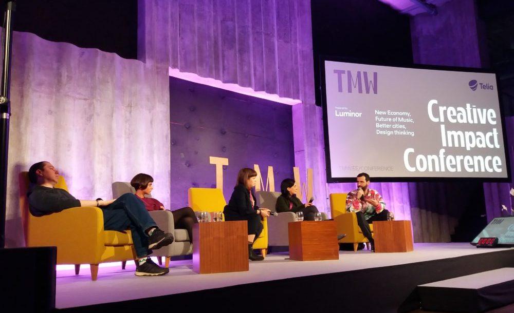 Tallinn Music Week conference tmw 2018