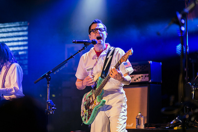 Weezer Rivers Cuomo San Francisco