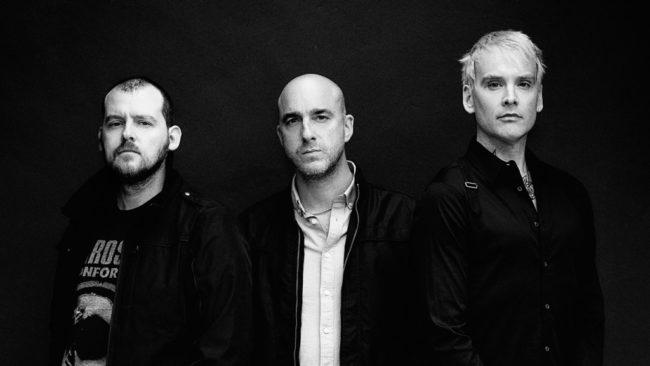 Alkaline Trio Jonthan Weiner