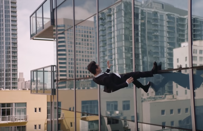 Brendon Urie High Hopes Panic at the disco
