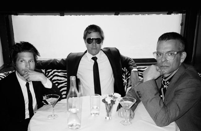 Interpol band Marauder 2018