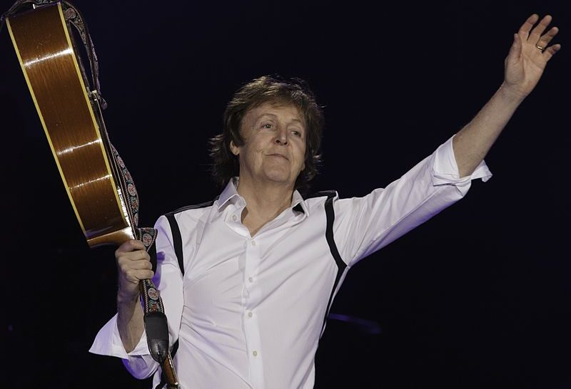 Paul McCartney Out There Concert