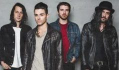 Dashboard Confessional band Chris Carrabba