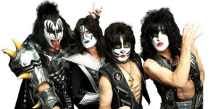 Kiss band official