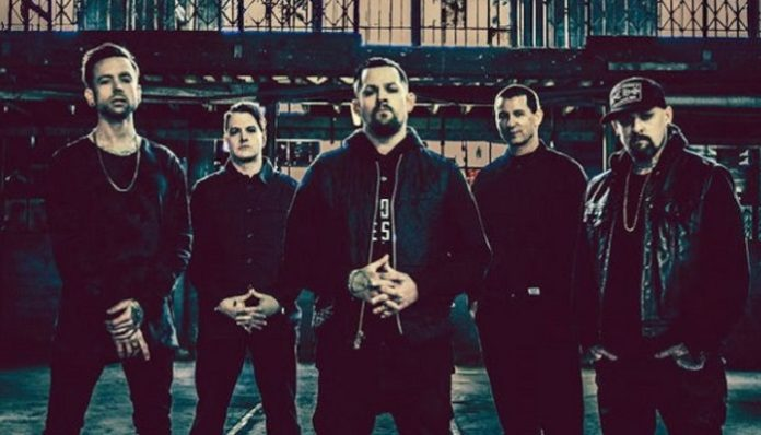 Good Charlotte band Generation Rx 2018