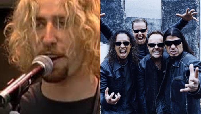 Nickelback cover Metallica