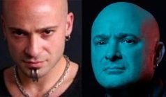 Disturbed David Draiman removes piercing