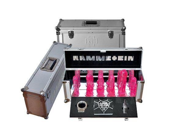 Rammstein dildo set