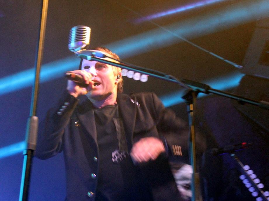 Three Days Grace Tallinn Rock Cafe Halloween