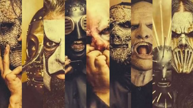Slipknot band 2014