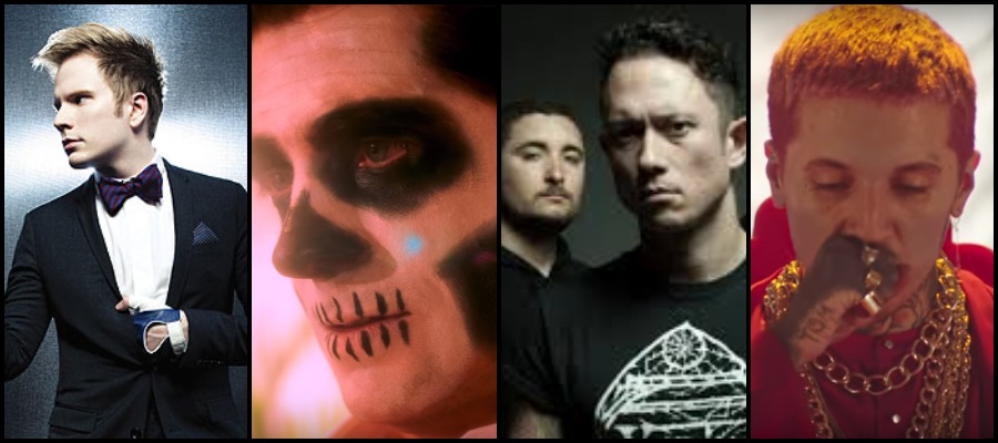 Grammy 2019-Trivium Fall Out Boy Ghost BMTH