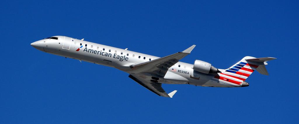 American Eagle Canadair
