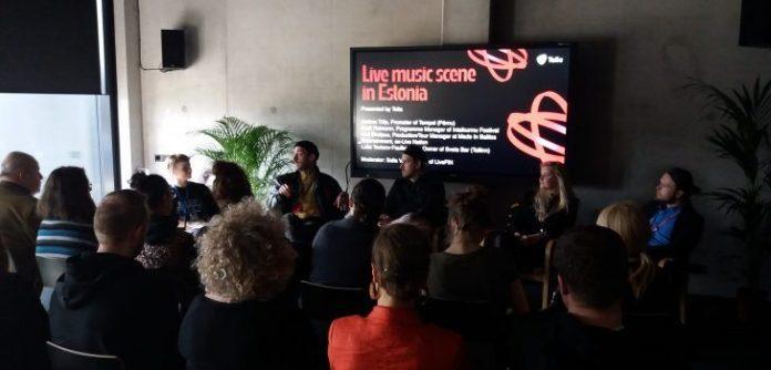 Tallinn Music Week 2019 Live music scene in Estonia