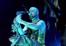 Five Finger Death Punch Inside Out