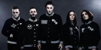Motionless In White band