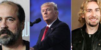 Nirvana Krist Novoselic Trump Nickelback