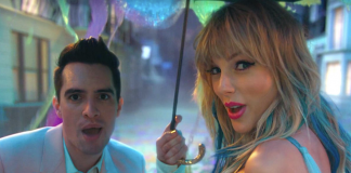 Taylor Swift Brendon Urie Me Youtube