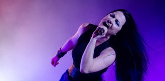 Evanescence Amy Lee live