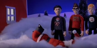 BLINK-182 Not Another Christmas Song video
