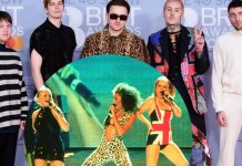 Bring Me The Horizon Spice Girls Brit Awards