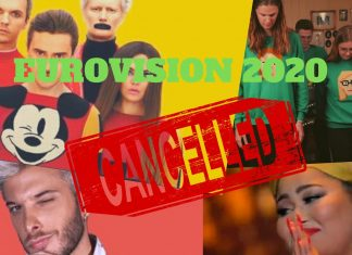 Eurovision 2020 cancelled