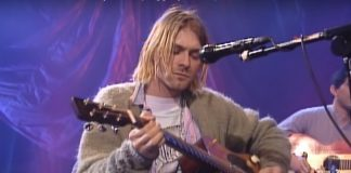 Nirvana Kurt Cobain MTV Unplugged Julians Auctions