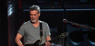Eddie Van Halen at 2015 BILLBOARD MUSIC AWARDS