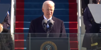 Joe Biden's inauguration 46th President speech - January 20, 2021