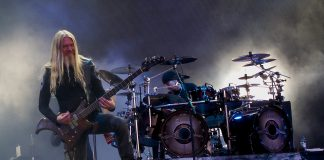 Marko Hietala Nightwish Provinssirock 2012.06.15