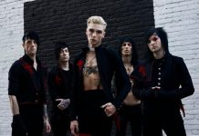 Black Veil Brides band 2021