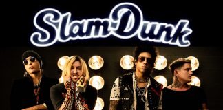 Slam Dunk 2021 Escape The Fate