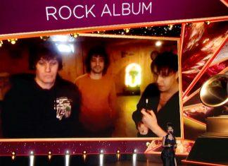 The Strokes Grammy award 2021