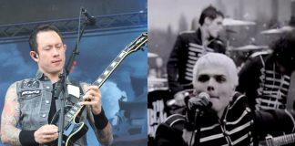 Trivium Matthew Heafy Novarock 2016-06-10 MCR Welcome to the Black Parade mashup