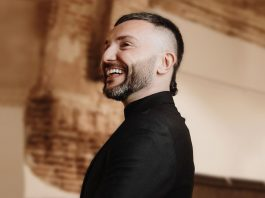 Vasil represents North Macedonia at Eurovision