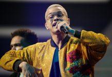 Benny Cristo, Czech Republic, Second Rehearsal, Rotterdam Ahoy, 13 May 2021 — EBU THOMAS HANSES