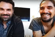 The Black Mamba interview Eurovision 2021 Tatanka vocals Miguel drums